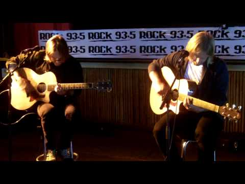 "ROCK 93.5 FM Presents SWITCHFOOT LIVE ACOUSTIC ""The Sound"""