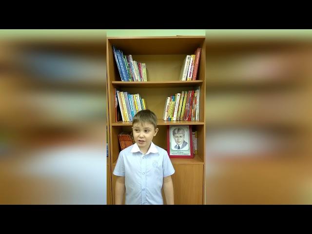 Изображение предпросмотра прочтения – ВладимирАзаров читает произведение «Нивы сжаты, рощи голы...» С.А.Есенина