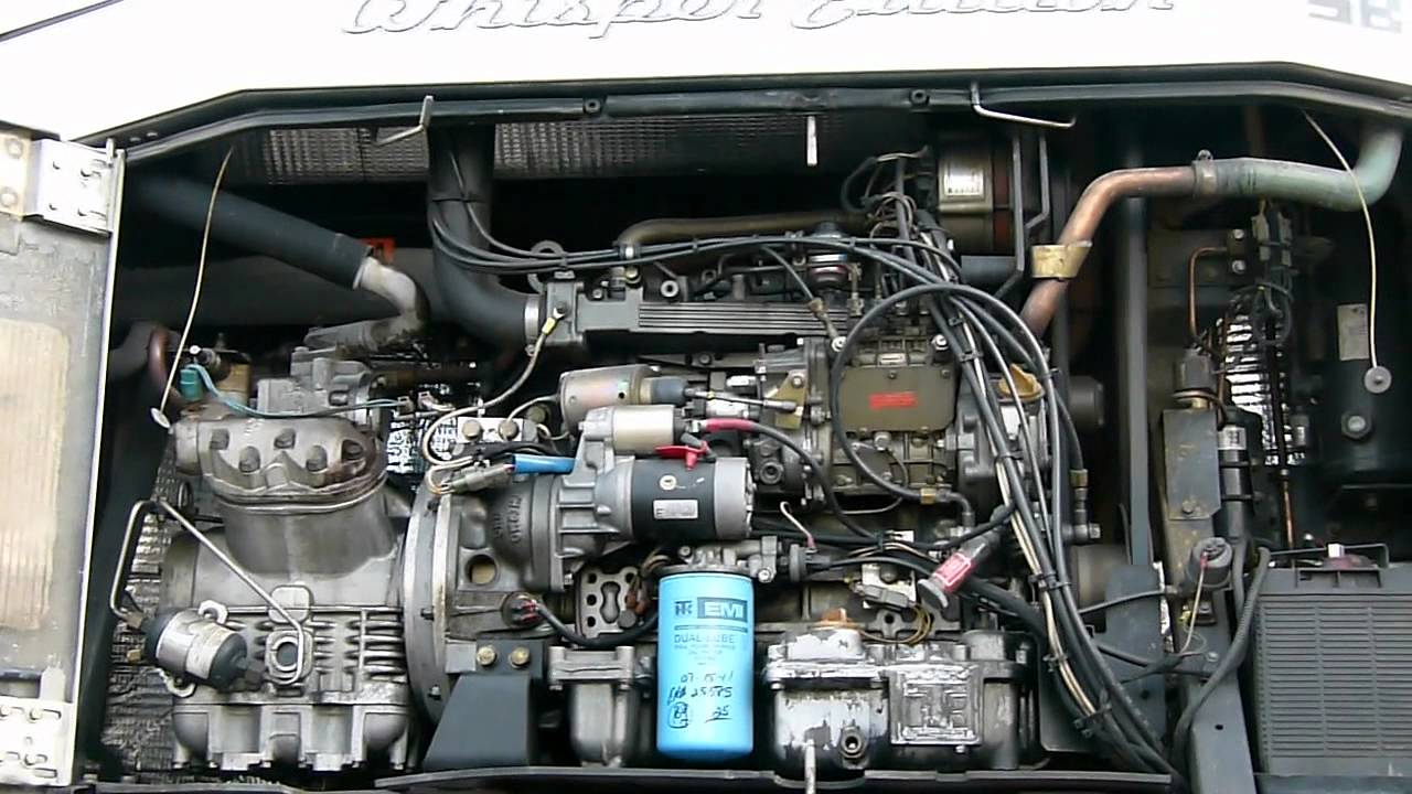 Thermo King Unit SB3 Whisper TCI Refrigeration Unit (Reefer Unit) - TK Unit - For Sale - YouTube