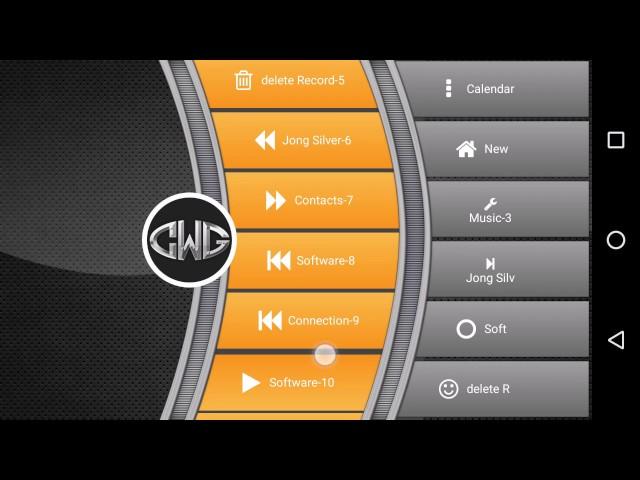 CarWebGuru New GUI Skin Engine