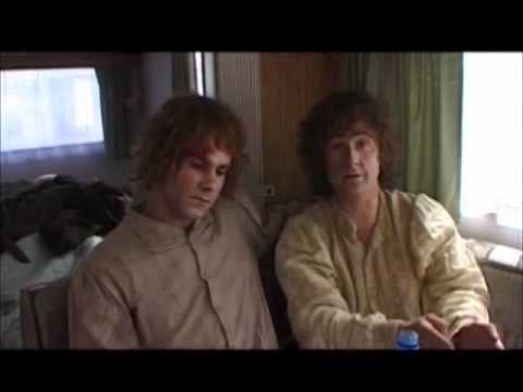 LotR: TT LE  Dom & Billy Silliness