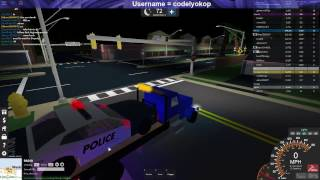 Roblox UD Westover Island | Police Voice Ops