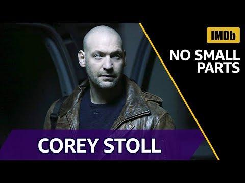 Corey Stoll of 'First Man'  IMDb NO SMALL PARTS