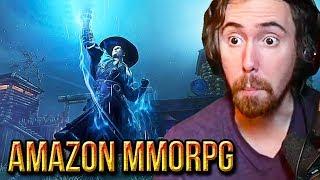 "Asmongold Reacts To ""The Next BIG MMO...?"" - Nixxiom"