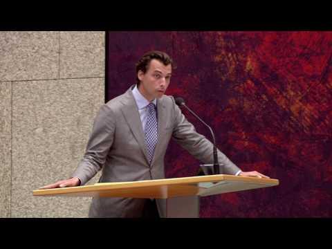 Baudet over de geheime agenda van Mark Rutte - 13 juni 2017