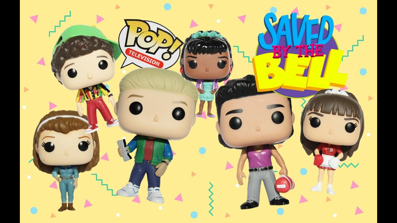 Saved By The Bell Funko Pop Collection Review Youtube