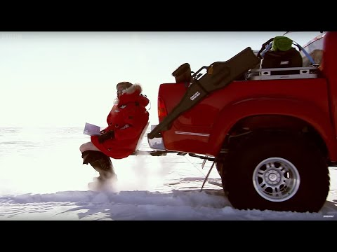 Polar Bears, Toilets & Jesus - Top Gear Polar Special Pt.2 - Now in HD - BBC