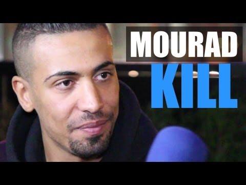 MOURAD KILL - INTERVIEW über MOK, FARID BANG, SISTRUA MUSIC, FRANKFURT, AUTOMATIKK