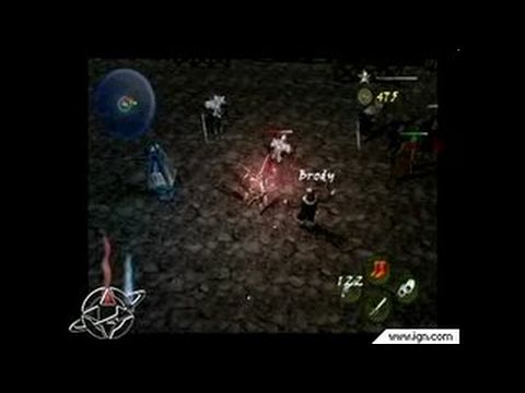 Dark Angel: Vampire Apocalypse PlayStation 2 - YouTube