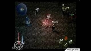 Dark Angel: Vampire Apocalypse PlayStation 2