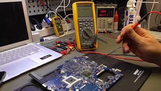 видео Не заряжается ноутбук Asus X551M ~ сервисный центр Asus
