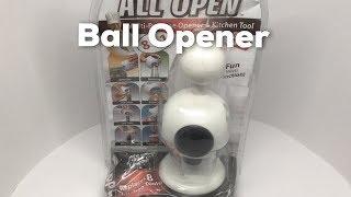 8 in 1 Ball Opener