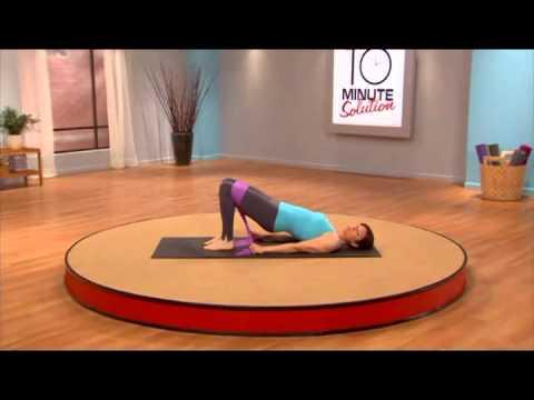 Pilates - 10 Minutes Solution