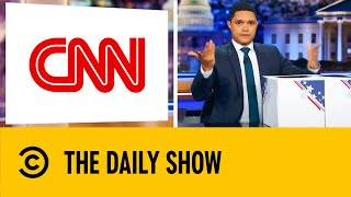 Trevor Noah Roasts The Mainstream Media | The Daily Show With Trevor Noah