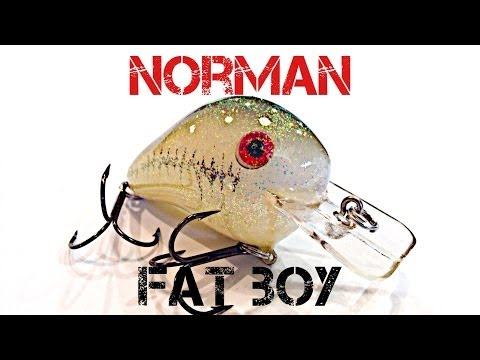 Lure Review- Norman Fat Boy