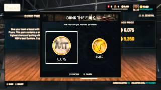 NBA 2K15 MYTEAM PACK OPENING!!!!
