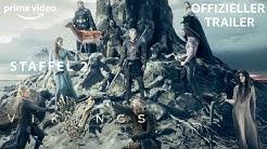 Vikings | Staffel 2 | Offizieller Trailer | Prime Video DE