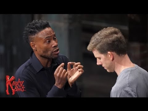 Billy Porter and Stark Sands Return to KINKY BOOTS on Broadway