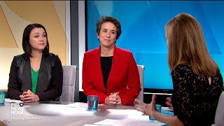 Tamara Keith and Amy Walter on Brett Kavanaugh and midterm voter enthusiasm