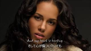 洋楽 和訳 Alicia Keys - No One