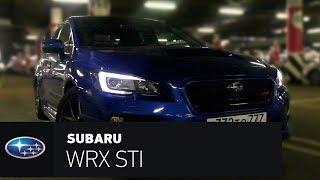 subaru WRX STI тест-драйв: последний настоящий автомобиль!