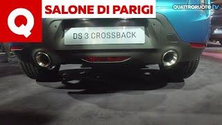 Arriva la DS3 Crossback, ed è subito SUV!