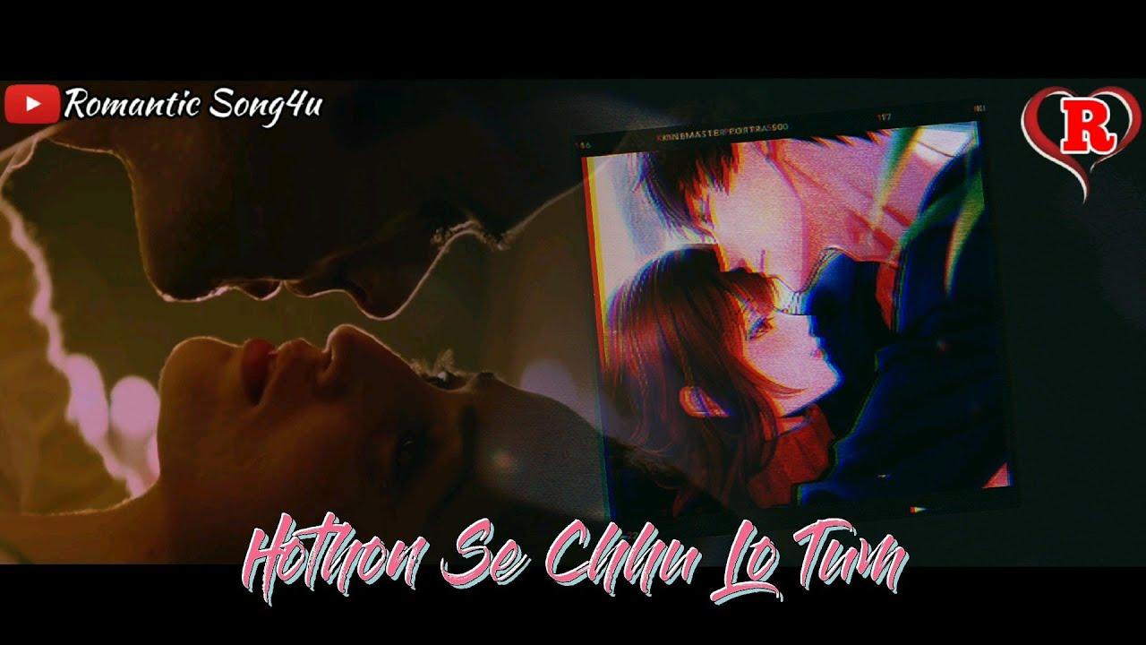 Hothon Se Chhu Lo Tum Whatsapp Status Video 😍✨ | Someone Special Status Video 💛 | Romantic Song4u 😘