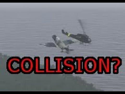 MID AIR COLLISION! Arma 3 Zeus Highlights