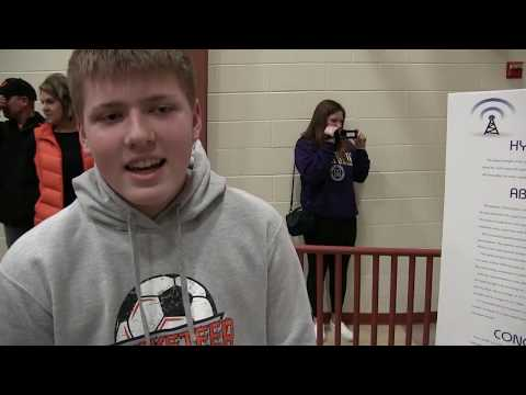 Ft. Jennings School 7th and 8th Grade Science Fair 12-11-19