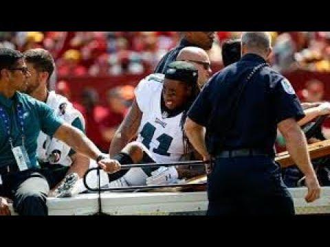 Eagles injury updates: Ron Darby, Caleb Sturgis, Jason Peters