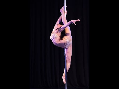 FEMALE WINNER - World Pole Dance Championships 2016 -Natalia Tatarintseva - UKRAINE
