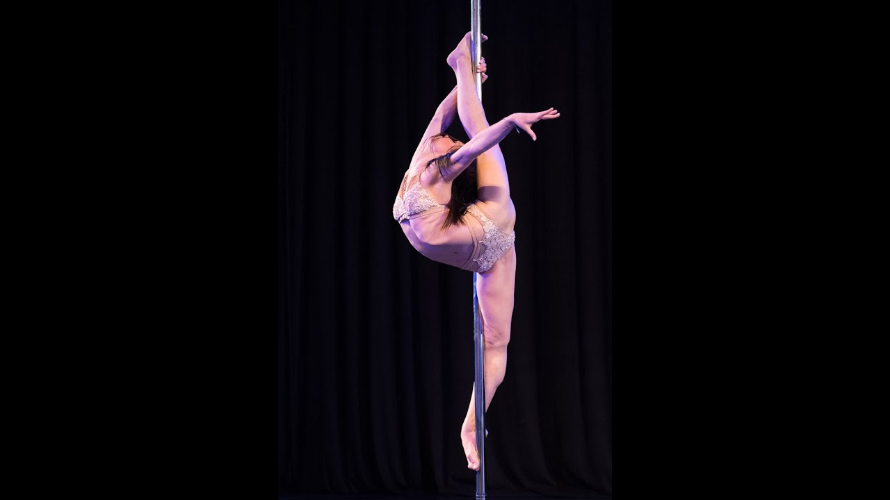 FEMALE WINNER - World Pole Dance Championships 2016 -Na ...