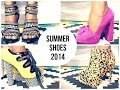 My British Summer Shoes Collection: A Shoes Addict Fashion Lookbook British YouTuber