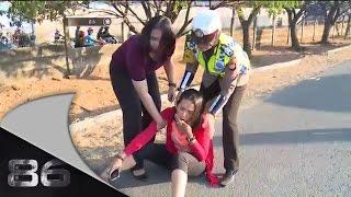 Download 86 Penanganan Kecelakaan Beruntun di Makassar Mp3 and Videos