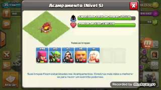 Volta Do Canal , Meu Clan Clash Of Clans