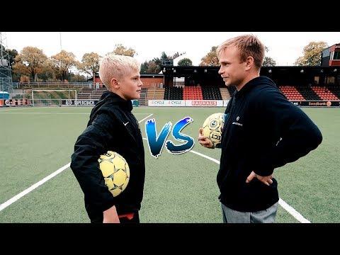 Brommapojkarna P06:1 vs Allsvensk elitspelare