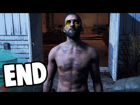 JOSEPH SEED | Far Cry 5 Let's Play - ENDING