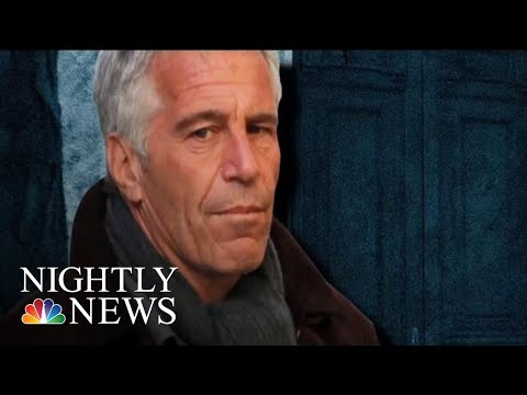 Jeffrey Epstein Denied Bail, Must Remain Behind Bars Until Sex Trafficking Trial | NBC Nightly News