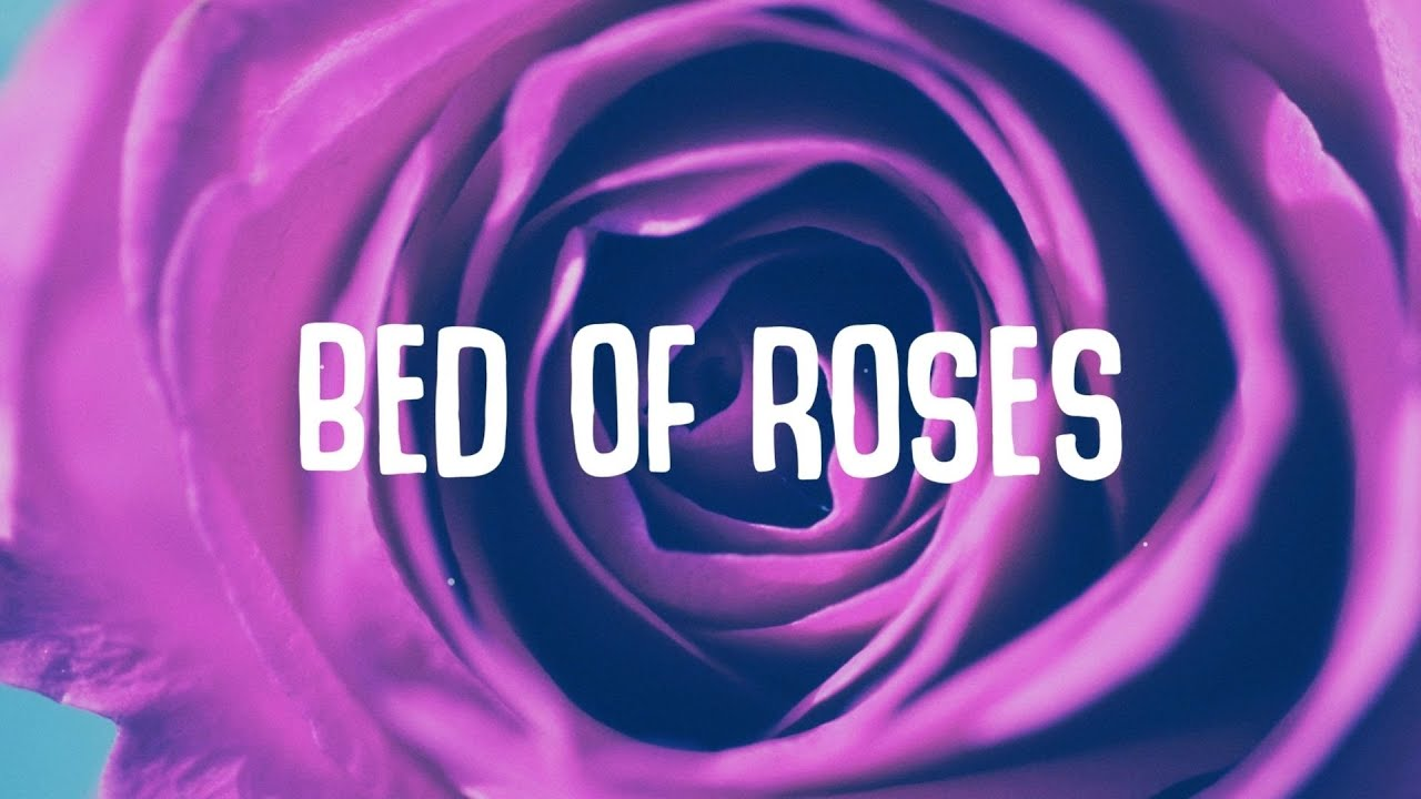 Marc Bed Of Roses Lyrics Ft Nora Andersson Youtube