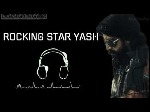 ROCKING STAR YASH Ringtone//Yash BGM Mask Whatsapp Status