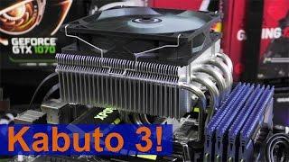 система охлаждения Scythe Kabuto 3