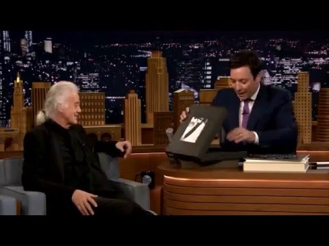 Jimmy Page Interview - Jimmy fallon