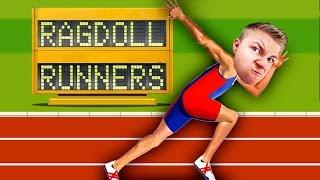 RAGDOLL RUNNERS - Das bekloppteste Sportspiel!
