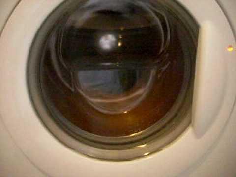 Privileg Waschmaschine Unwucht Youtube