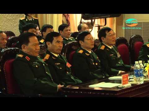 Hội thi cán bộ phụ nữ và tuyên truyền viên giỏi toàn quân năm 2013