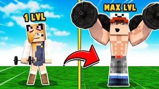 ZOSTAŁEM NAJSILNIEJSZYM GRACZEM w Minecraft | Vito vs Bella