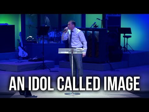 """An Idol Called Image"" – Michael Ensey"