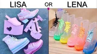 LISA OR LENA 🌹