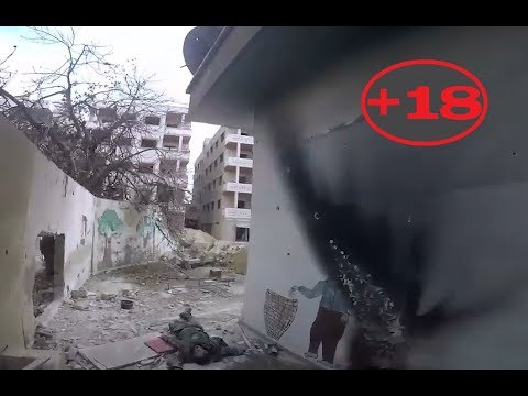 + 18 | Battles for Syria | January 4th - 7th 2018 | SAA lifts the siege in Eastern Damascus