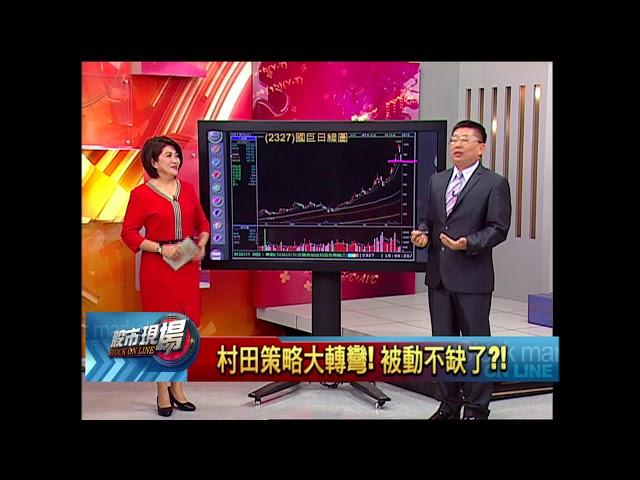 【股市現場-非凡商業台鄭明娟主持】20180517part.3(黃靖哲)